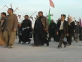 Walk to Karbala, Ziyarat of Imam Hussain, Arbaeen. HD مشاي زوار الحسين كربلاء - English