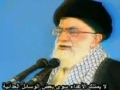 [ENGLISH] Vali Amr Muslimeen Ayatullah Khamenei on Shia-Sunni Unity وحدة المسلمين - Farsi