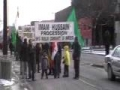 Arbaeen ( Chehlum) Jaloos in Windsor Ontario Jan. 15, 2012 - All Languages