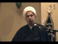 Maulana Mazin Sahlani Taste of Faith Saint Louis 01-21-2011 - English