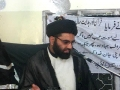 [6] Wilayat aur nizam e wialyat - Syed Kazim Abbas Naqvi - P1 - Urdu