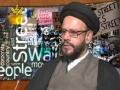 پروگرام : ہماری نگاہ مولانا زکی باقریموضوع: وال اسٹریٹ کا بحران Urdu