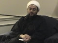 Importance of Prayers - H.I. Haydar Shirazi - 04 Jan 2012 - English