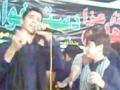 Ali Shanawar Ali Jee Noha - 27th safar 2012 Tahir Villa F.B Area Karachi - Urdu