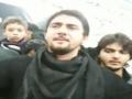 FARHAN ALI WARIS Azadari At AL-Zulfiqar Karachi incholi 26 Safar Part 1/3 - Urdu
