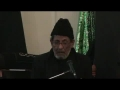 [Must Watch]  Two  Enemies of Azadari - Dr Payam Azmi - Urdu