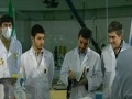 President Ahmadinejad in Tehran Nuclear Reactor Ceremony - Farsi