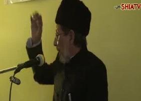 MAJLISA-E- MARSIA (TAHTULAFZ)  Dr. Payam Azmi - Hazrat E Abu Talib (a.s) Part 1 -   Urdu
