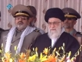Ayatullah Khamenei at Imam Ali Military Academy - 03/08 - Recitation of quraan - Arabic