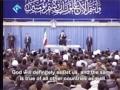 05 Ayatullah Khamenei - We do not doubt the truthfulness of God\\\\\\\'s promise (Farsi sub English)