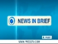[25 Mar 2012] News Bulletin Press TV - English