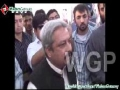 [Islamabad Dharna] Brother Ali Ausat asked Gen. Hameed Gul - Why you are supporting Taliban [10 April 2012]  - Urdu