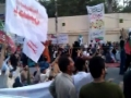 MWM Protest @ Lahore Press Club - Against Gilgit Incident & Killing of Shia Muslims P1 - 10 April 2012 - Urdu