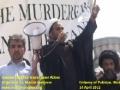 [8] Speech by H.I. Qaiser Abbas - Protest @ Pakistan Embassy, Washington DC - 14Apr12 - Urdu