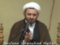 Tarbiyat part 2 (Urdu) April 2012 -- Maulana Shamshad Haider