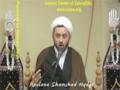 Tarbiyat part 4 - April 2012--Maulana Shamshad Haider - (Urdu)