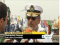 [29 May 2012] Iran launches super - heavy submarine - English