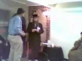 Jewish Rabbi Weiss - Speech about Israel at Zainab Center Seattle WA - 1 of 3 - ENGLISH