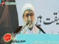 [23rd Death Anniversary Imam Khomaini Karachi] [1 June 2012] Speech H.I. Sheikh Hasan Salahuddin - Urdu
