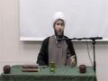 Role of Shia in the West - Seminar with Sheikh Hamza Sodagar - English