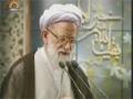 [06 July 2012] Tehran Friday Prayers - حجت الاسلام امامی کاشانی - Urdu