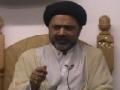 Life, death, rituals and Imam Zaman (a.s) /12/07/12/ - Urdu
