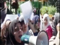 Calgary Protest for the Release of Sheikh Nimr and Shia Killings in Pakistan - English English