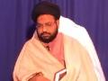 [Ramadhan 2012][2] Tafseer Surah-e-Mulk - Moulana Taqi Agha - Urdu