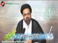 [فیض رمضان] [4] Ramazan Daily Lecture Series - H.I. Syed Haider Abbas Abidi - Urdu
