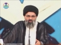 [NEWS ANALYSIS] - Situation in Syria & Hijaz, New Egyptian President Role - Allama Jawad Naqavi - 24JUL12 - Urdu