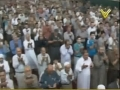 Visit to Sayyeda Zainab (s.a) Shrine after Peace returns to Damascus - 27Jul2012 - Arabic