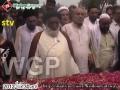جنازہ آغا علی موسوی Janaza Agha Ali Moosvi - Interviews - Urdu