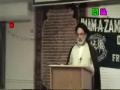 [Ramadhan 2012][12] تفسیر سورۃ حجرات Tafseer Surah Hujjarat - H.I. Askari - Urdu