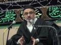 13 Ramadhan 2012 - Australia Lecture by H.I. Agha Ali Murtaza Zaidi – Urdu