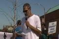 [AL-QUDS 2012] Saint Louis, MO USA : Tim Kamanski Slogans and speech - English
