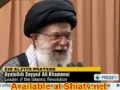 [ENGLISH] Eid Al-Fitr Sermon by Vali Amr Muslimeen Ayatullah Sayyed Ali Khamenei - 19 August 2012 - English
