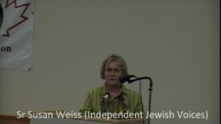 [AL-QUDS 2012] Seminar & Iftaar Dinner - Sr Susan Weiss - English