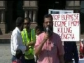 Speech by Mufti Abdul Qayyum- Toronto Protest for Rohingya Muslims - 25AUG2012 - English