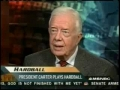 President Jimmy Carter Speaks Critically about Israel - English