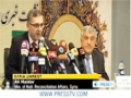 [27 Aug 2012] Finding solutions to end unrest in Syria - English