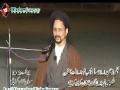 [مجلس ترحیم شہدائے ملت جعفریہ] H.I. Syed Munawwar Naqvi - 28 August 2012 - Urdu