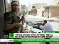 France to give heavy artillery to Syria rebels to 'smash Assad regime'-English