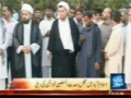 Dawn News: Protest camp day 9 - Karachi And Islamabad - MWM - Urdu