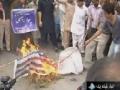 IRIB NEWS - MWM Protest in Islamabad - Farsi