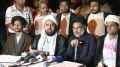 [16 Sep 2012] MWM Press Conference at Dharna Site - Outside Mazare Qaed - Karachi - Urdu