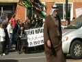 [3] Protest against US-Made movie against Prophet Muhammad (s) - Karbala Center, Dearborn MI - Arabic