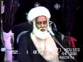 Clips: Majlis e shahdat e Gazi Abbas 1 - Allama Hussain Baksh Jara - Urdu