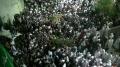 العوامية | لحظة الإنطلاقة المهيبة لزفاف الشهداء Protest in Qatif - Arabic