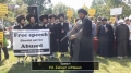 [11] Speech by H.I. Zaheer - Protest in Washington DC against Islamophobia and Obscene Film - English