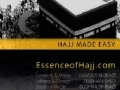 * Hajj Made Easy * Lesson 2 of 5 - Miqaat & Ehram - English